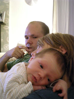 newborn breath