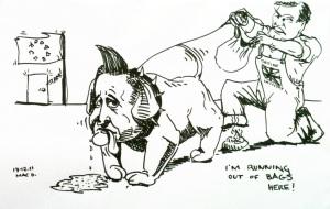 cameron bulldog spirited prime minister by macd