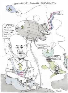 quatitative easing by macd