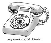 early eye phone by macd