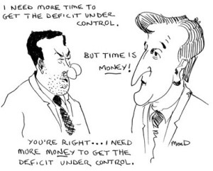 osborne and cameron discuss time being money, macd2013
