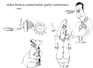 notes from a tory conference -macd